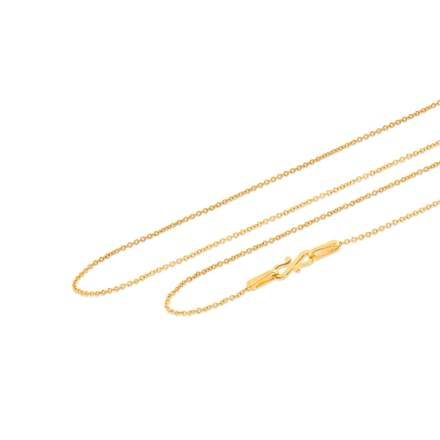 Soma 20 Inch 22Kt Gold Chain
