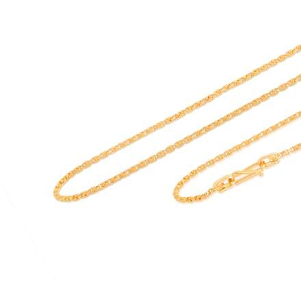 Ruma 18 Inch 22Kt Gold Chain