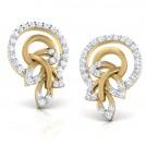 Senet Stud Earrings