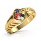 Aditya Navratna Ring for Him