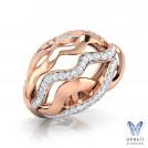 Curl Fashion Ring