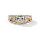 Eternal Bridal Ring Set