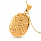 Archa Glint Gold Pendant