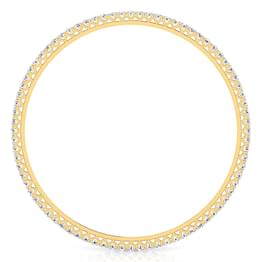 Lambent Diamond Bangle