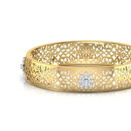 Rhema Cutwork Bangle