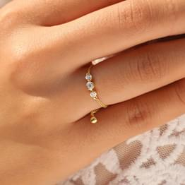 Trio Flexi Ring