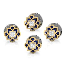 Dev Kurta Button Set of 4