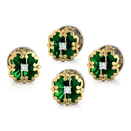 Kiaan Kurta Button Set of 4