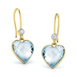 Heartthrob Classic Drop Earrings