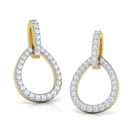 Oval Adora Earrings