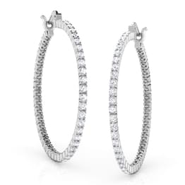 Thyra Hoop Earrings