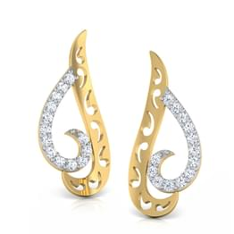 Christine Cut-out Earring