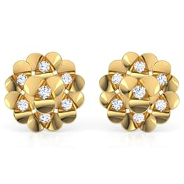 Bloom Floral Stud Earrings