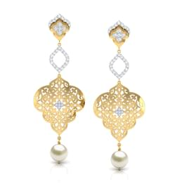 Felicia Charmer Drop Earrings