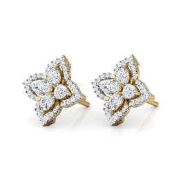 Glimmer Stud Earrings