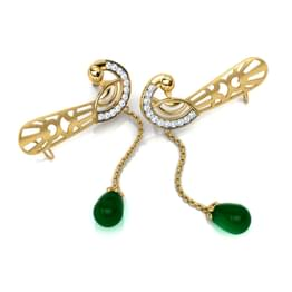 Navilu Plumage Ear Cuffs