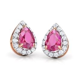 Zaina Bloom Stud Earrings