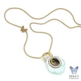 Felis Moonstone Necklace