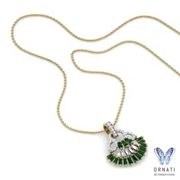 Angela Viridity Necklace
