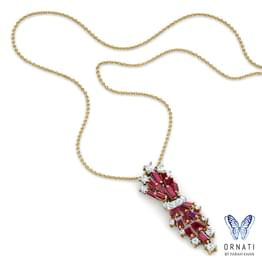 Donna Rosy Necklace