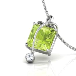 Princess Royal Peridot Pendant