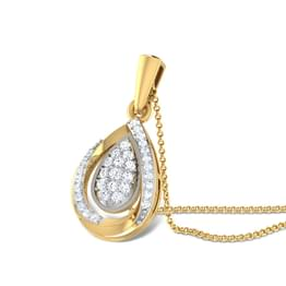 Duke Pear Pendant