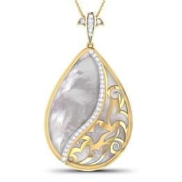 Vega Mother of Pearl Pendant