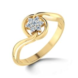 Imperia Gold Ring