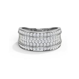 Imperial Sequence Diamond Band