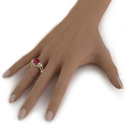 Pamela Diamond Ring