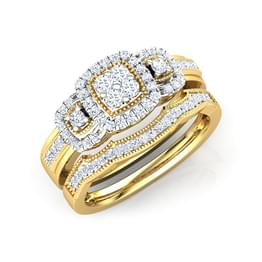 Crown Shaped Rings Online India