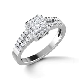 Zuri Square Ring