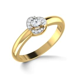 Glow Diamond Ring