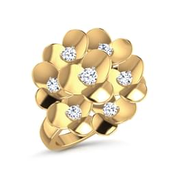 Bloom Floral Ring