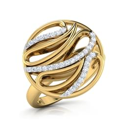 Isra Paisley Ring