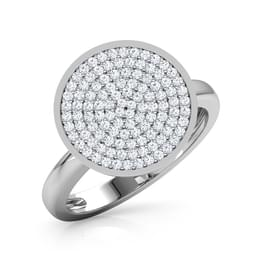 Arissa Disk Ring