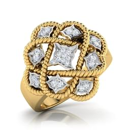 Gala Interwoven Ring