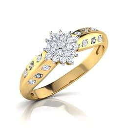 Cecely Dazzling Diamond Ring