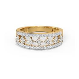 Isabel Sparkling Diamond Band
