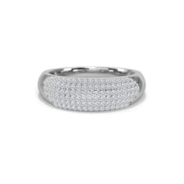 Olivia Pave Diamond Band