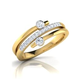 Nia Triple Diamond Band