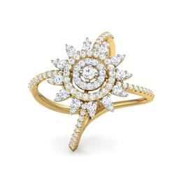 Chamomile Flower Ring