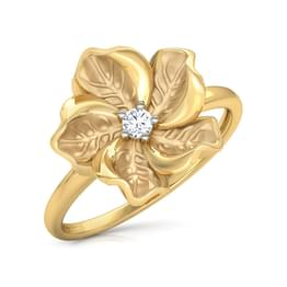 Rue Bloom Ring