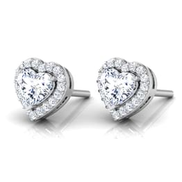 Bella Solitaire Earring Mount