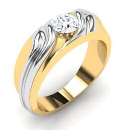 Gordon Solitaire Ring Mount for Him