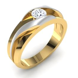 Lauren Solitaire Ring Mount for Him