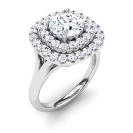 Kate Halo Ring Mount