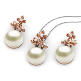 Bloom Pearl Matching Set
