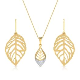Leaf Cutout Matching Set