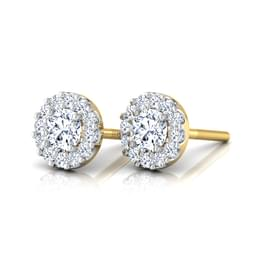 Radiance Solitaire Earrings